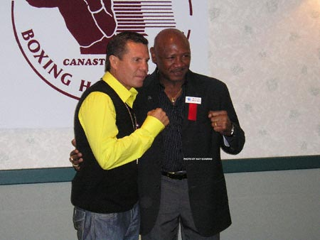 Marvelous and Boxing Champion Julio Cesar Chavez<br />
