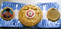 Carlos Monzon Super Belt